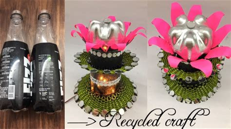 diy plastic bottle craft ideas    waste