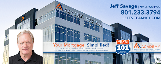 Jeff Savage - Academy Mortgage Team 101