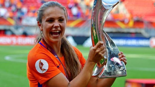 BBC Women's Footballer of the Year 2018: Lieke Martens profile