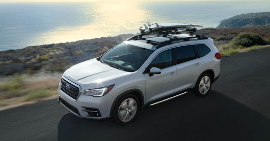 5 reasons to purchase the all-new 2019 Subaru Ascent