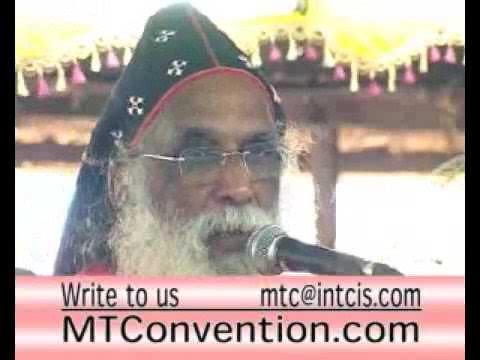 The Most Rev. Dr. Joseph Mar Thoma Metropolitan