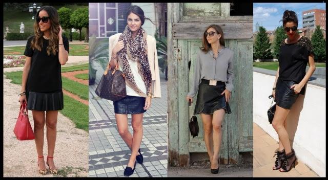 09_Como usar saia de couro