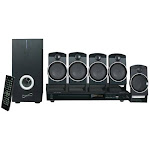 Standard10 5.1-Channel DVD Home Theater System