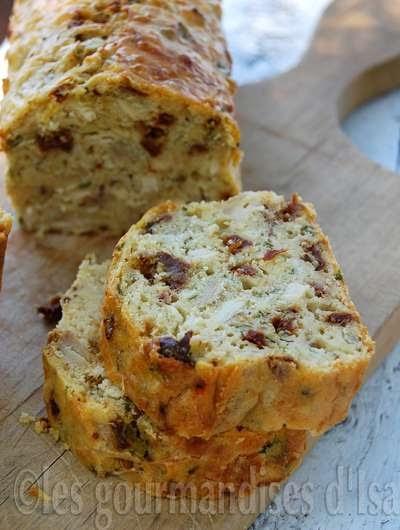 Cake Avec Tomates S Ef Bf Bdch Ef Bf Bdes Et Ch Ef Bf Bdvre