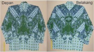 29 Baju Batik Fatayat Trend Saat Ini