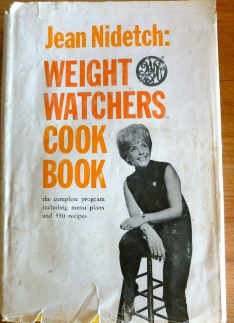 Weight Watchers Cookbook 1967