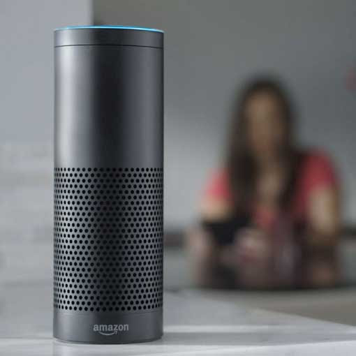 Amazon Echo Giveaway from Techlicious