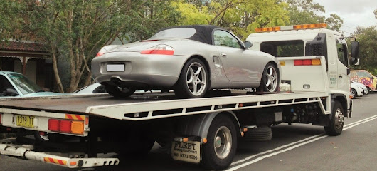 Sydney Towing - Call 0420 50 50 50 - Open 24 Hours / 7 days