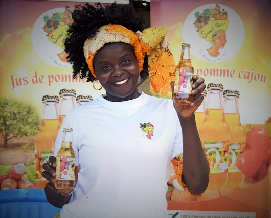 Cashew apples are empowering women in Benin