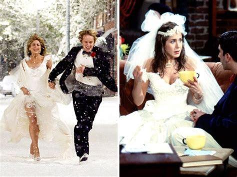Jennifer Aniston Wedding Dress and Wedding   Celebrity