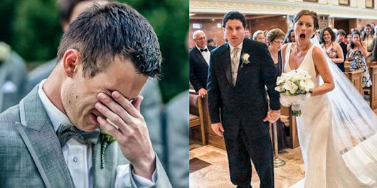 15 Dads Talk About Their Wedding Day | BabyGaga