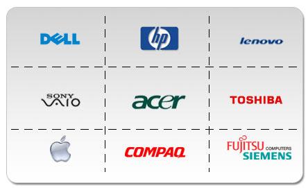 laptop manufacturers روابط مباشرة لتحميل تعريفات أجهزة اللاب توب من المواقع الرسمية لها