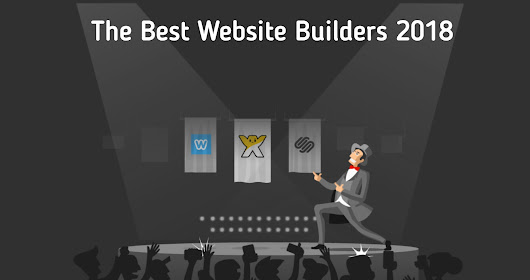 Website Builder Reviews — The Best Companies 2018