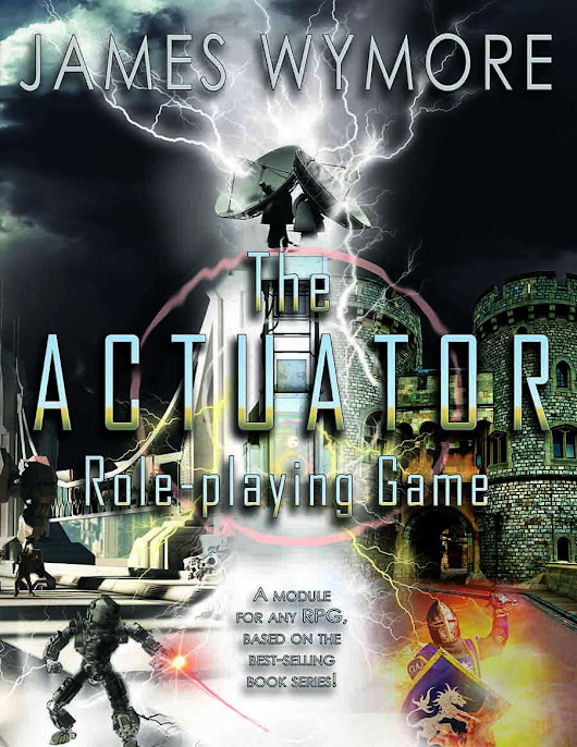 The Actuator RPG