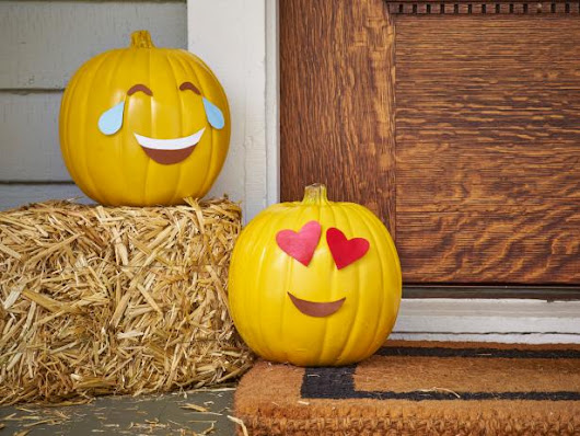 3 Creative Pumpkin Projects to Copy This Fall
