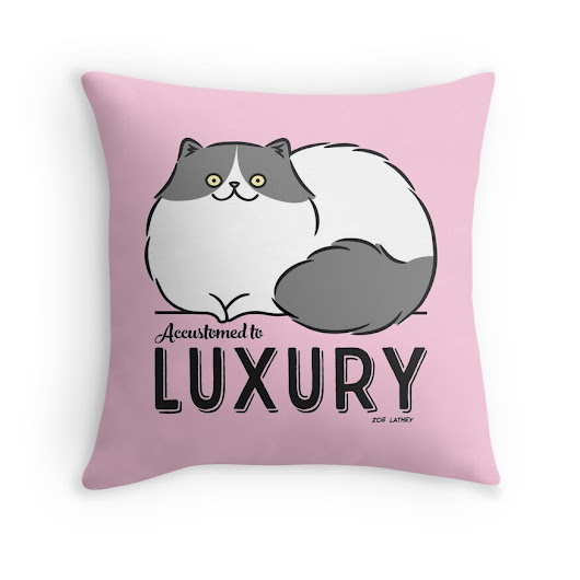 Persian Cat - Accustomed to Luxury by zoel