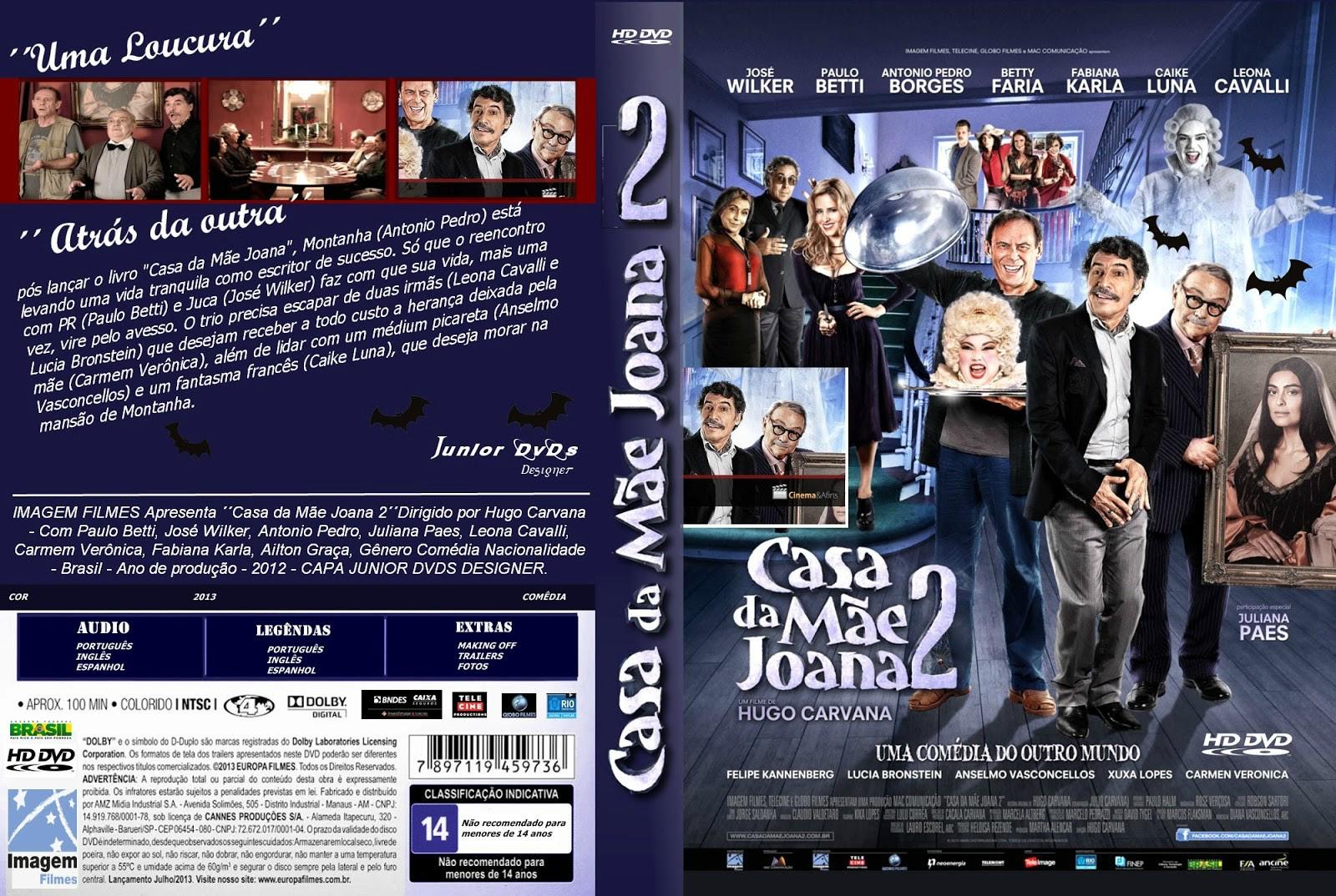 Casa Mãe Joana 2 Torrent  - Legendado (2013)e