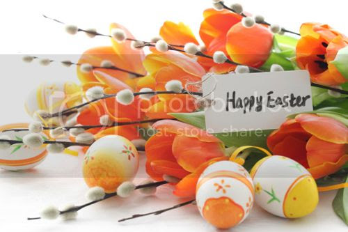 Pigolio Buona Pasqua Happy Easter Inglese Joyeuses