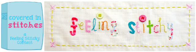 Feeling Stitchy Contest