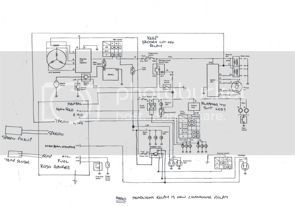 [DIAGRAM] 1987 Yamaha Seca Xj 750 Wire Diagram Wiring FULL ...