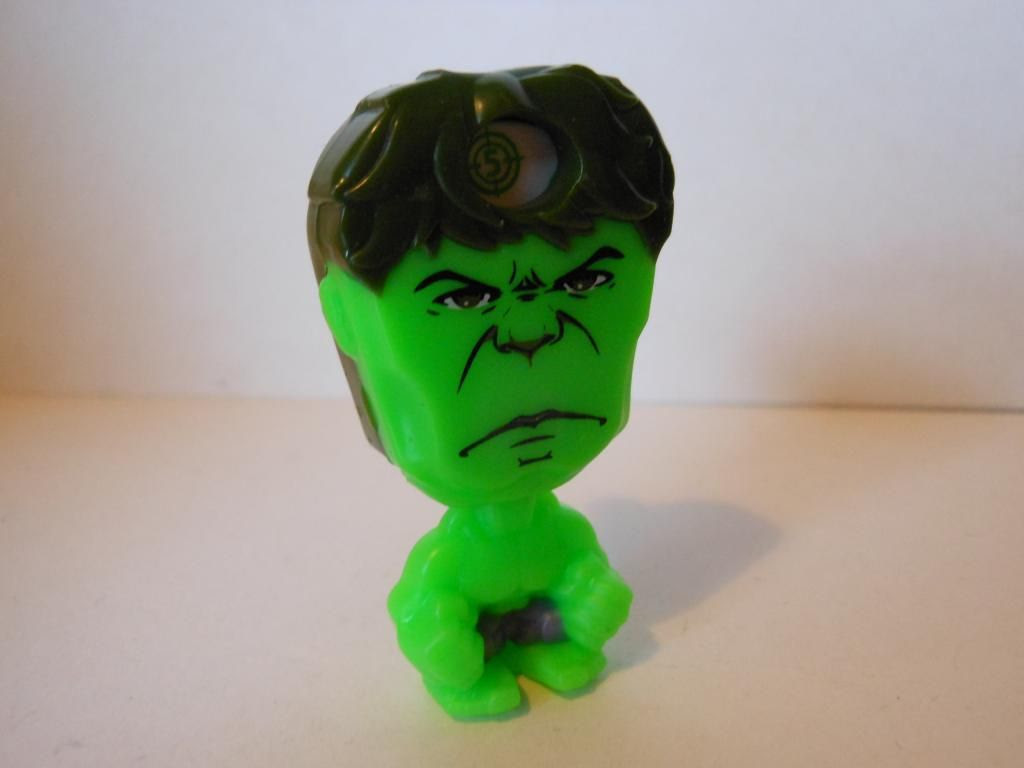 Kinder Surprise Hulk