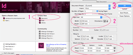 Come impaginare un volantino con InDesign