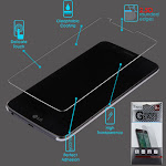 MyBat Screen Protector for LG Stylo 3 - Tempered Glass
