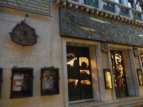 DSCN3086 _ Teatro Goldoni, Venezia, 16 October