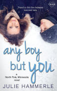 Title: Any Boy But You, Author: Julie Hammerle