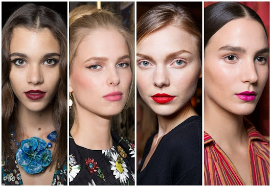 Which lip colors we will wear this season?