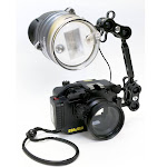 Mdx-rx100ii Housing & YS-D1 Strobe 5 Arm Underwater Package