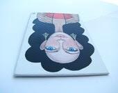 """Original Acrylic Painting """"Blue eyed"""""""