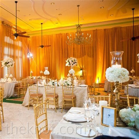 Yellow/Gold Wedding Decorations   Essentially Engaged