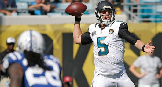 Blake Bortles must learn from good, bad and atrocious