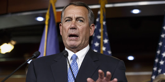 Boehner: Vetoing Keystone Would Be Like Calling America 'Stupid'