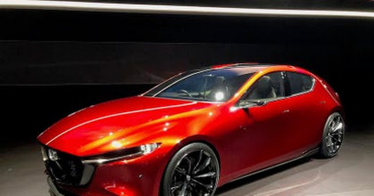 Mazda Redefines Brand With New Kai Concept Styling