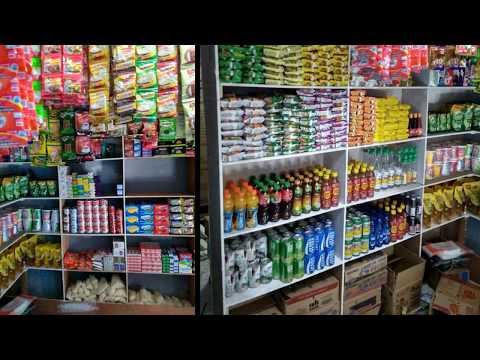 Buka usaha warung sembako dari mulai cari kios sampai siap buka