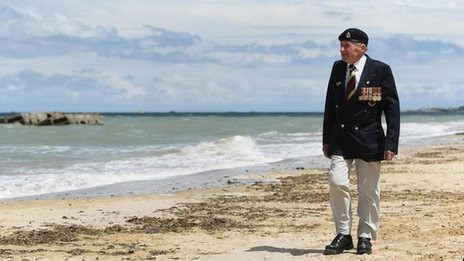 D-Day veterans attending events