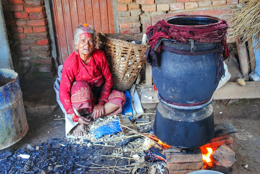 Getting to Know the Simple Life of Nepali Village • Red Fedora Diary