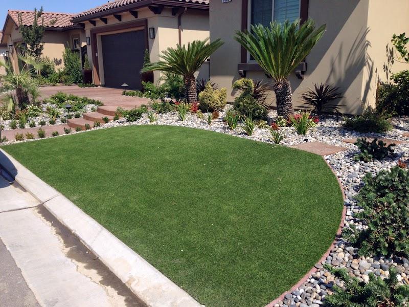 Ideas For Artificial Grass Ideas For Front Garden wallpaper