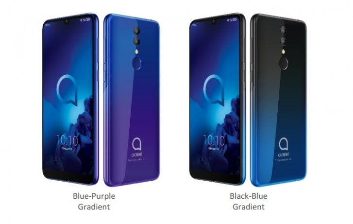 Android Apps: Alcatel 1s, 3, 3L smartphones and 3T tablet announced