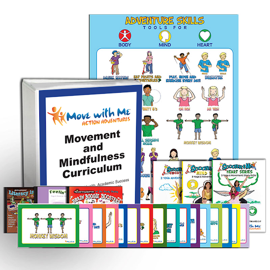 Movement & Mindfulness – 30-week Curriculum
