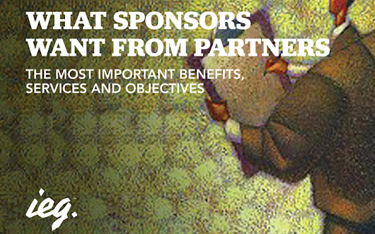 Sponsorship Decision-makers Study Highlights What Sponsors Want