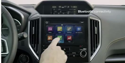 How to Connect Your Phone to Your Subaru STARLINK In-Vehicle Technology