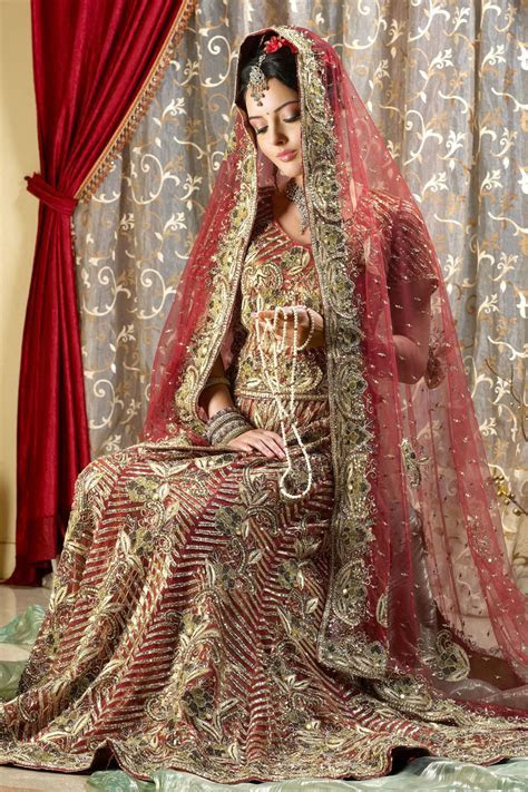 The Cultural Heritage of India: Bridal Lehengas ( Wedding