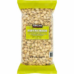 Kirkland California Pistachios Roasted and Salted, 3 lbs.