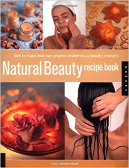 Make your own cosmetics book