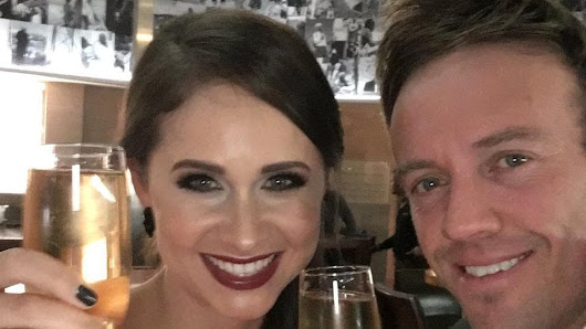 Why cricket superman AB de Villiers hid love letters in the roof of his house
