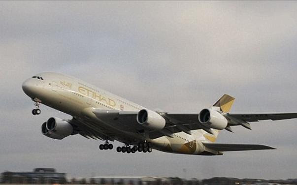 Perierga.gr - Χλιδή στην ακριβότερη αεροπορική θέση!