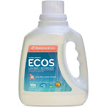 Earth Friendly Ecos Magnolia & Lilies Ultra Liquid Detergent, Earth Friendly, Household Cleaners
